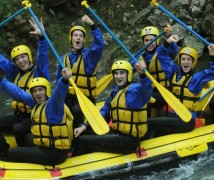 Rafting Umbria, in collaborazione con il Centro Rafting Umbria: